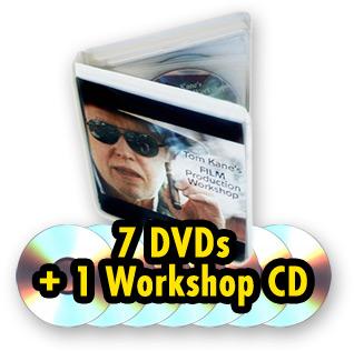 Tom Kane's Film School DVD Series