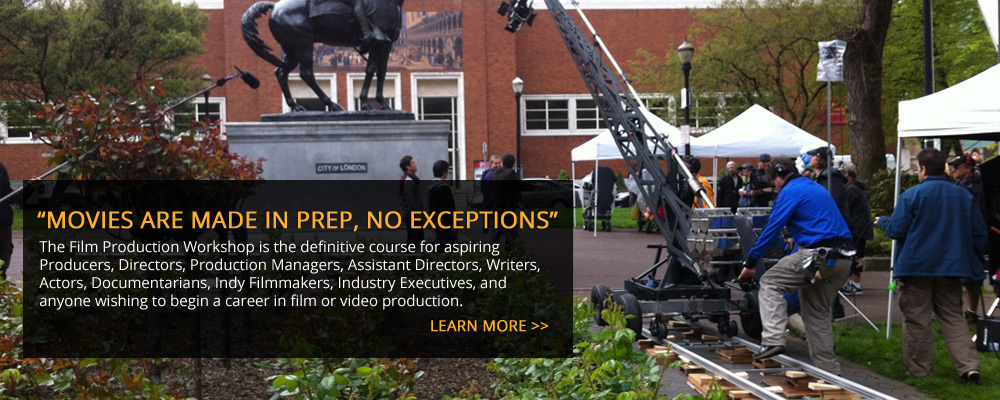Movies are made in Prep, no exceptions.