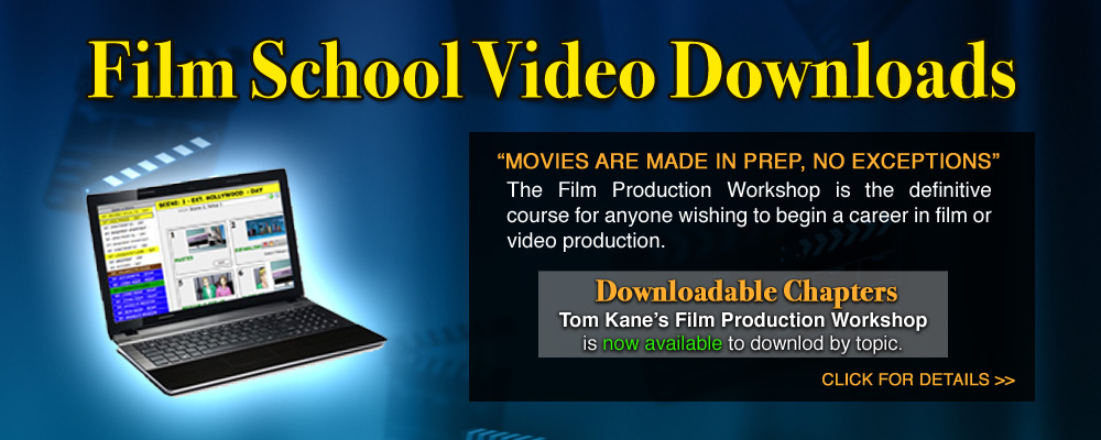 Film School Video Downloads